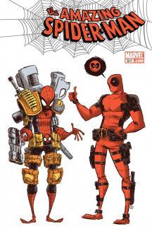 Amazing Spider-Man #611