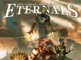 Eternals #6 cover