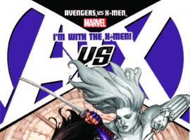 AVENGERS VS. X-MEN 11 YU VARIANT (WITH DIGITAL CODE)