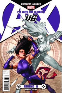 Avengers Vs. X-Men #11  (X-Men Team Variant)