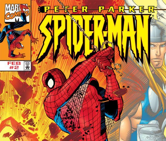 Peter Parker: Spider-Man (1999) #2 Cover