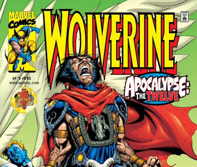 Wolverine (1988) #146 Cover