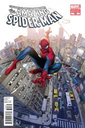 Amazing Spider-Man #700  (Coipel Variant)