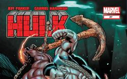 Cover: Hulk (2008) #27