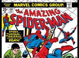 Amazing Spider-Man (1963) #140 Cover