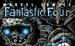 Fantastic Four (1998) #57 Cover