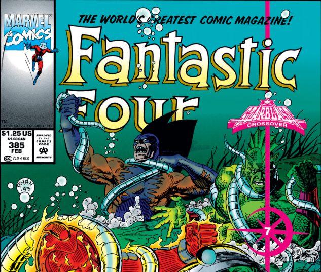 Fantastic Four (1961) #385 Cover