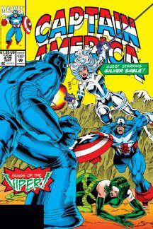 Captain America #419