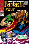 Fantastic Four (1961) #63 Cover