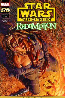 Star Wars: Tales Of The Jedi - Redemption #4