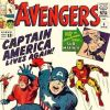 Image Featuring Avengers, Captain America, Iron Man, Thor, Wasp, Sub-Mariner