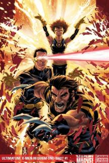 Ultimatum: X-Men Requiem One-Shot #1