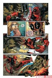 Deadpool: Merc with a Mouth #2 