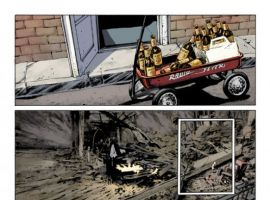 THE STAND: AMERICAN NIGHTMARES #1 preview art by Mike Perkins