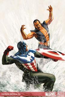 Captain America (2004) #46