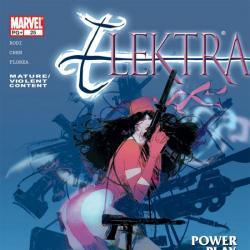 Elektra Vol. III: Relentless (2004)