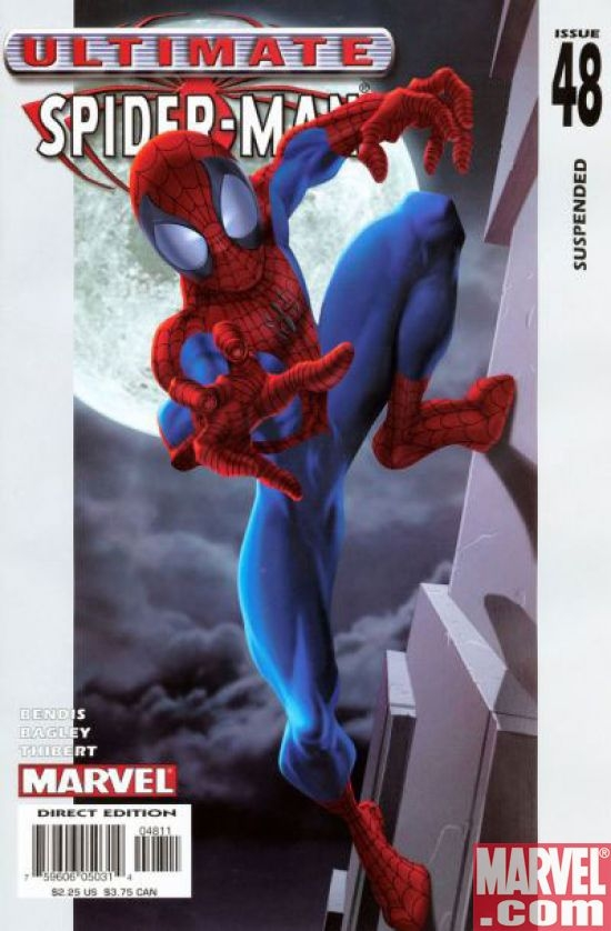 Ultimate Spider-Man #48
