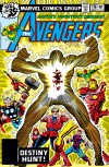AVENGERS #176 COVER