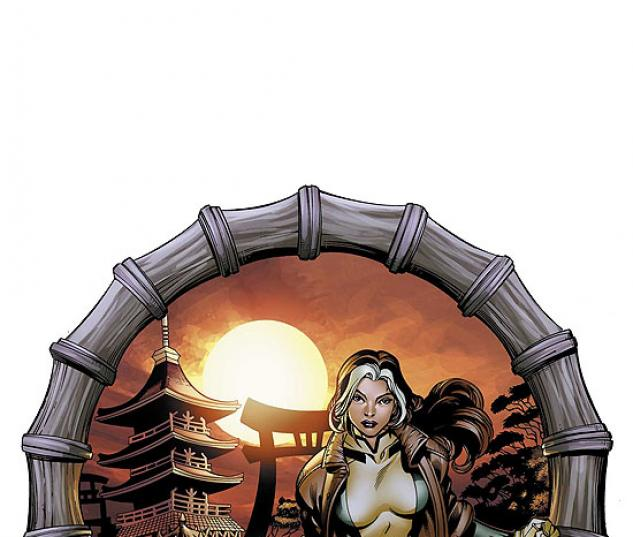 ROGUE (2007) #10 COVER