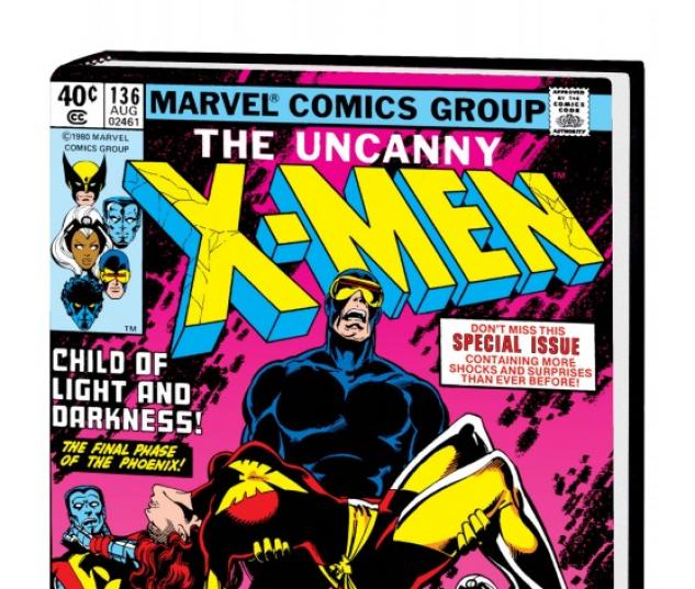 X-Men: Dark Phoenix Saga (Hardcover)