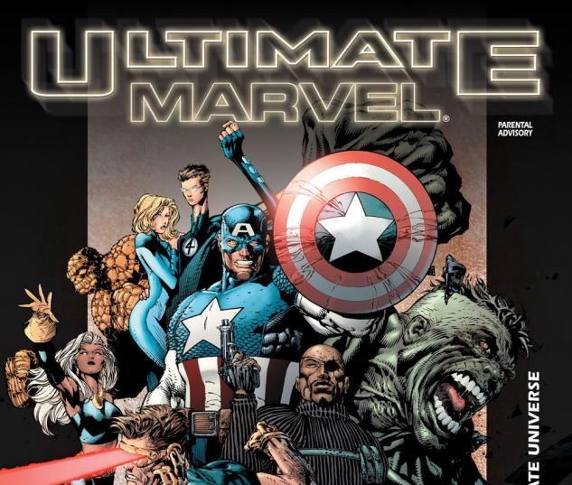ULTIMATE MARVEL #1