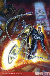 Ghost Rider Annual: Mercy (2008) #2