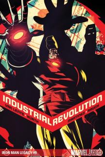 Iron Man Legacy #9