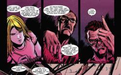 Osborn #4 preview art by Emma Rios