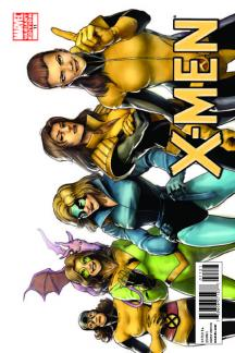 X-Men (2010) #11 (X-Men Art Variant)