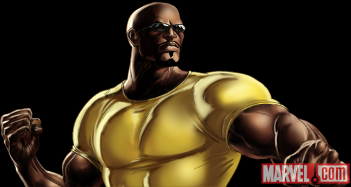 Luke Cage from Marvel: Avengers Alliance