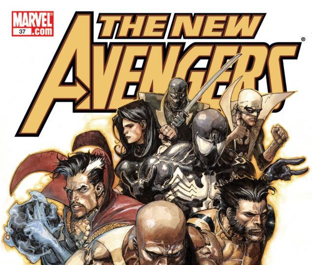 New Avengers (2004) #37
