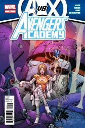 Avengers Academy #33 