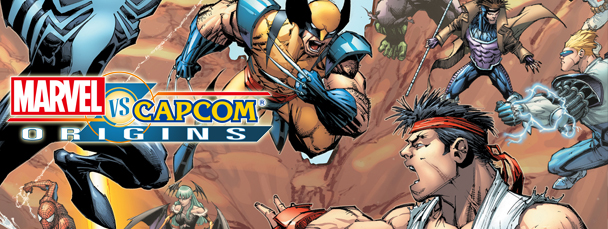 MvC Origins Banner