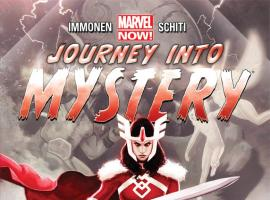 Journey Into Mystery #646 cover