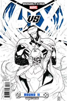 Avengers VS X-Men (2012) #11 (Pichelli Sketch Variant)