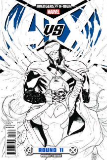 Avengers Vs. X-Men #11  (Pichelli Sketch Variant)