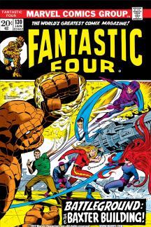 Fantastic Four (1961) #130