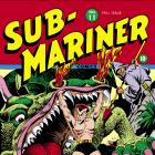 Sub-Mariner Comics (1941) #11 Cover