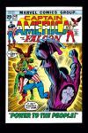 Captain America (1968) #143 Cover