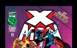 X-Man (1995) #12 Cover