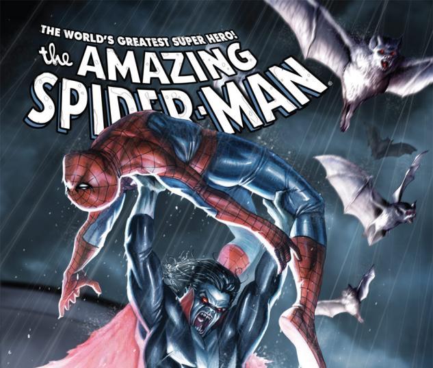 Amazing Spider-Man (1999) #699.1 Cover