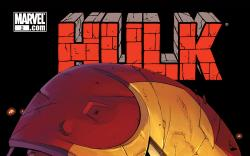 Cover from Hulk (2008) #2