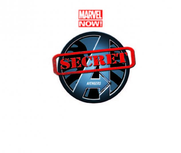 SECRET AVENGERS 1 BLANK COVER VARIANT (NOW, WITH DIGITAL CODE, INTERIORS ONLY)