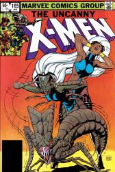 Uncanny X-Men #165 