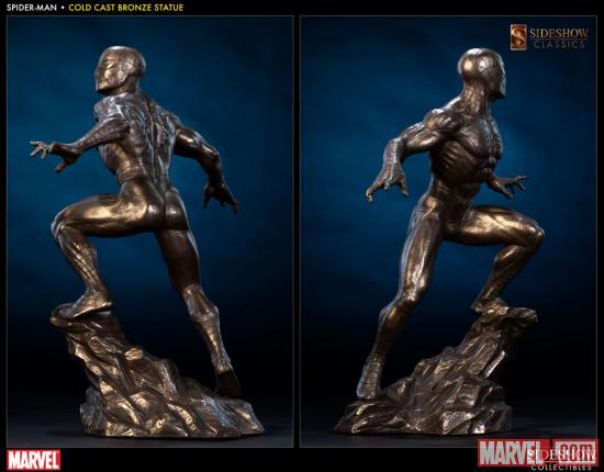 Новая фигурка классического Человека-Паука