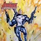 Win an Original Punisher Painting in Avengers Alliance