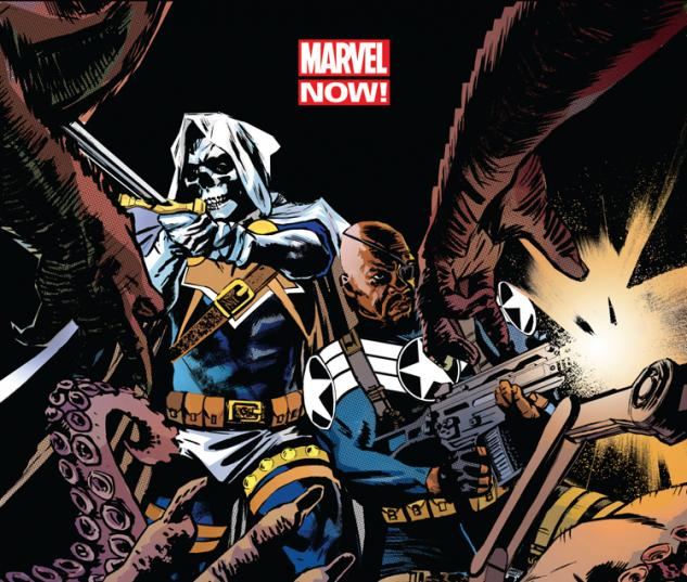 cover from Secret Avengers (2013) #2