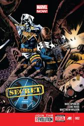 Secret Avengers #2 