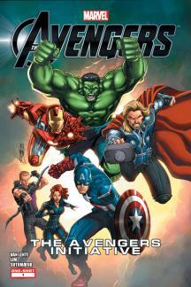 Marvel's The Avengers: The Avengers Initiative #1