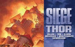 Siege: Thor Premiere HC